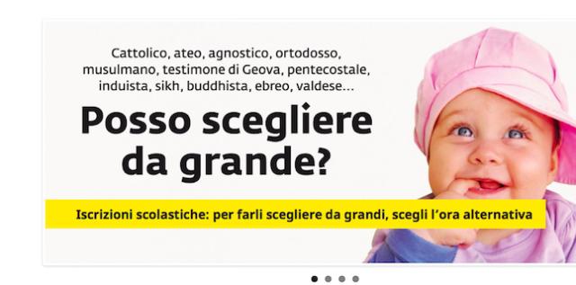"""ATM """"censura"""" la pubblicità contro l'ora di religione. Gli atei: """"È discriminazione"""""""