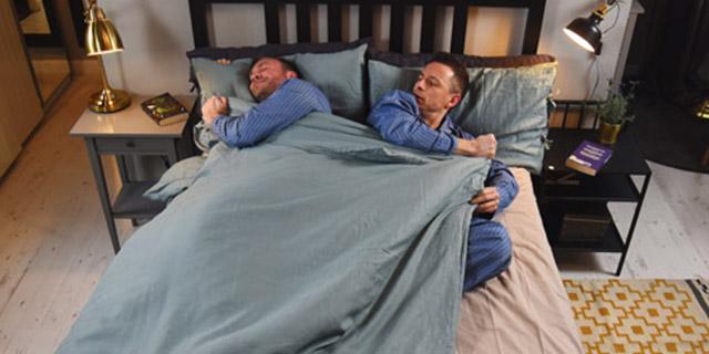 Ikea lancia Tog-ether, il piumone per le coppie che si litigano le coperte