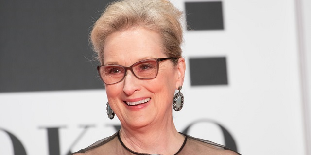 Meryl Streep nella seconda stagione di Big Little Lies