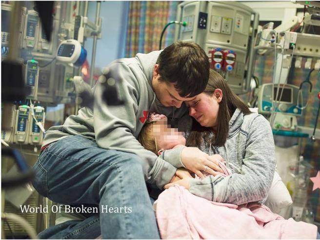 L'ultimo abbraccio alla figlia morta e 5 storie di cuori in attesa di trapianto