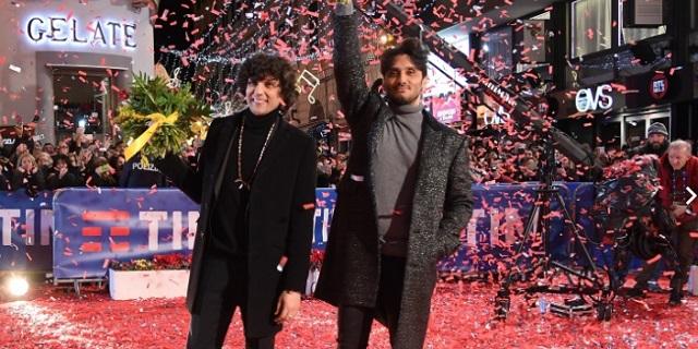 Sanremo 2018, i 20 big sfilano sul red carpet