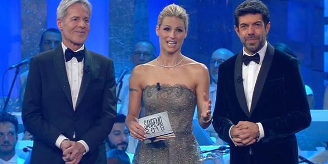Sanremo 2018: il racconto live della terza serata, giovedì 8 febbraio