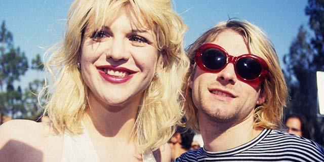 """""""Dio quanto mi manchi"""": quella dedica di Courtney Love al suo Kurt Cobain"""