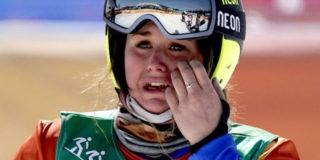 Michela Moioli: lacrime d'oro per l'azzurra dello snowboard
