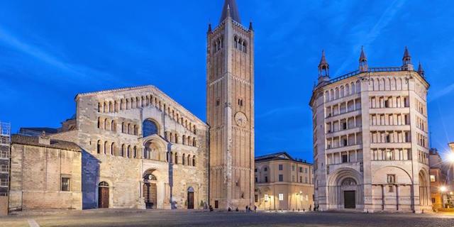 Parma nominata città capitale italiana della cultura 2020