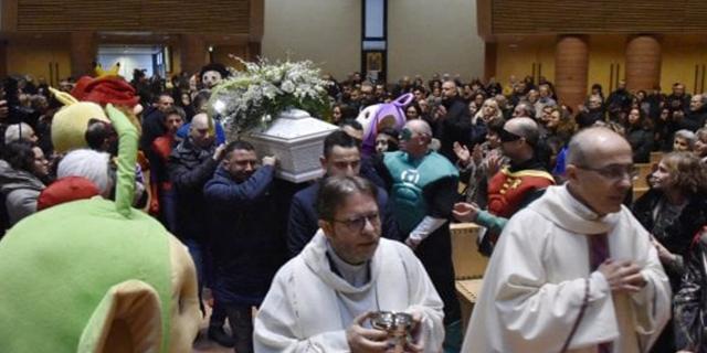 funerali bea