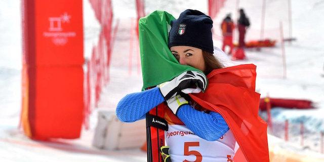 """""""Voglio vincere le olimpiadi"""" Sofia Goggia lo scriveva già a 9 anni"""