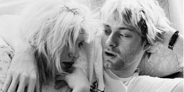 """La dedica di Courtney Love al suo Kurt:""""Buon compleanno baby, dio quanto mi manchi"""""""