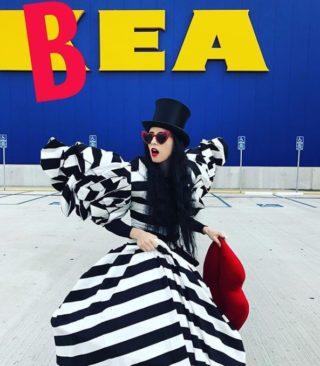 In arrivo i nuovi mobili Ikea firmati dalla costumista di Madonna e Lady Gaga