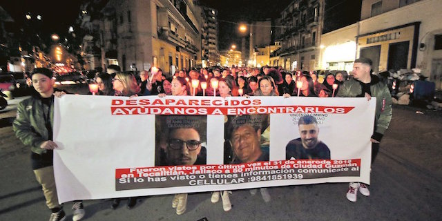 Italiani scomparsi in Messico, potrebbero essere stati venduti per 43 euro