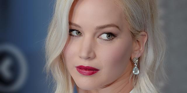 """Jennifer Lawrence: """"Non faccio sesso da molto tempo, temo le malattie"""""""