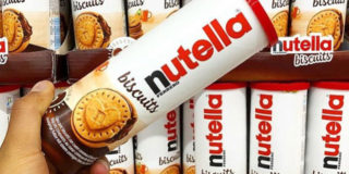 Finalmente arrivano anche in Italia i Nutella Biscuits: dite pure addio alla dieta