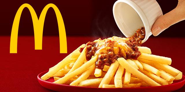 """Da McDonald's arrivano le patatine con """"ragù alla Bolognese"""""""