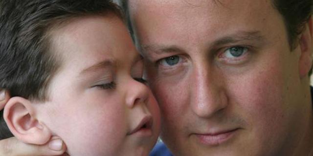 """David Cameron: """"Cosa ho imparato dalla malattia rara di mio figlio"""""""