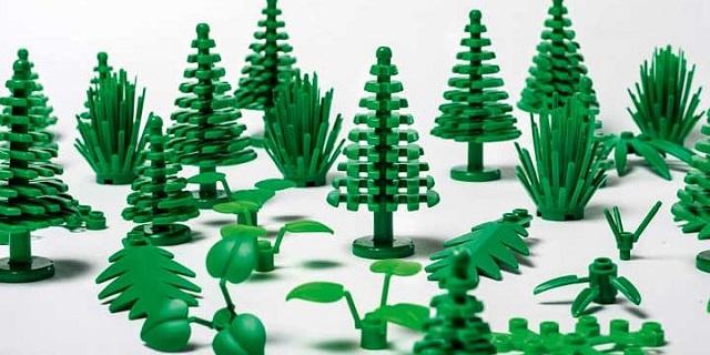Lego, in arrivo i mattoncini di plastica vegetale