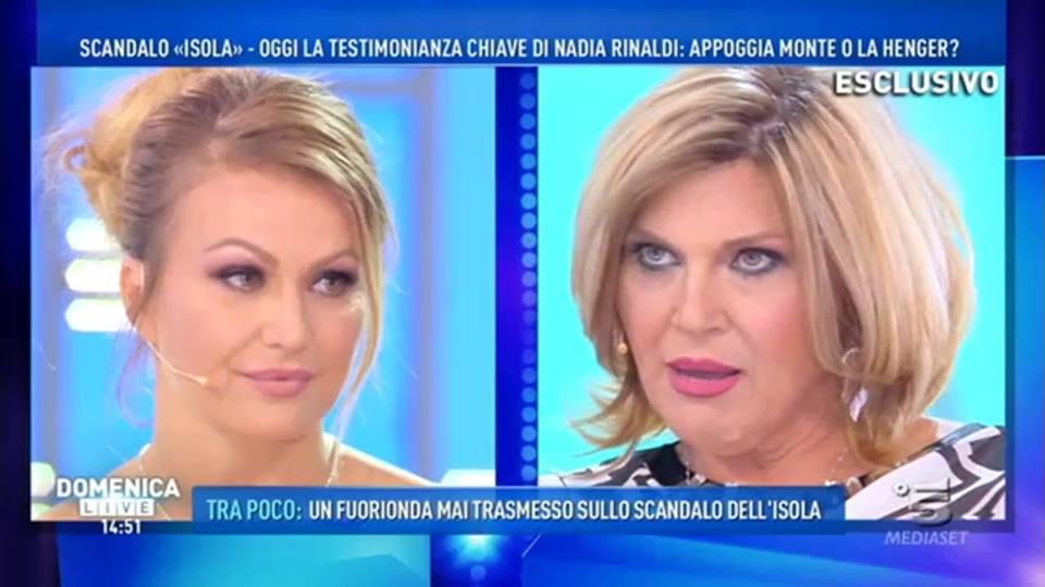 """Isola dei Famosi, Chiara Nasti sul canna-gate: """"Meglio dire la verità"""""""
