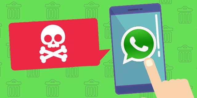 WhatsApp, più tempo per cancellare i messaggi