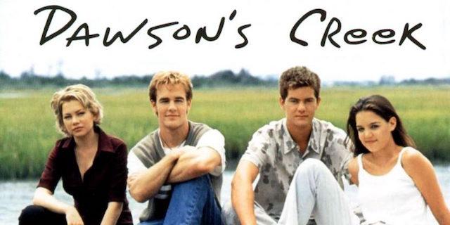 """Dawson's Creek? A presto una reunion"" lo annuncia Katie Holmes"