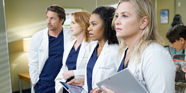 Grey's Anatomy, altri due addii choc e una new entry