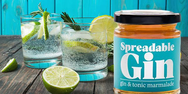 Spreadable Gin: nasce la marmellata al Gin Tonic