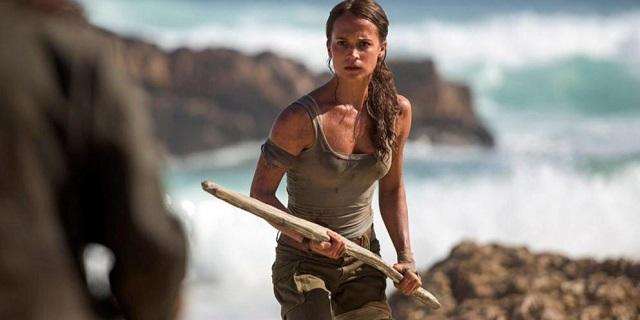 Tomb Raider: oggi nei cinema la Lara Croft di Alicia Vikander