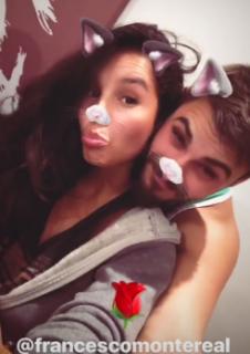 Il primo bacio tra Francesco Monte e Paola Di Benedetto: scoppia la passione
