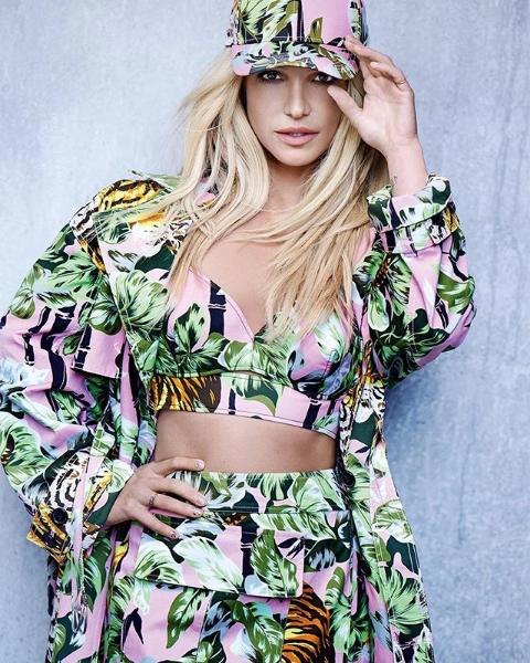 Britney Spears è il nuovo volto di Kenzo
