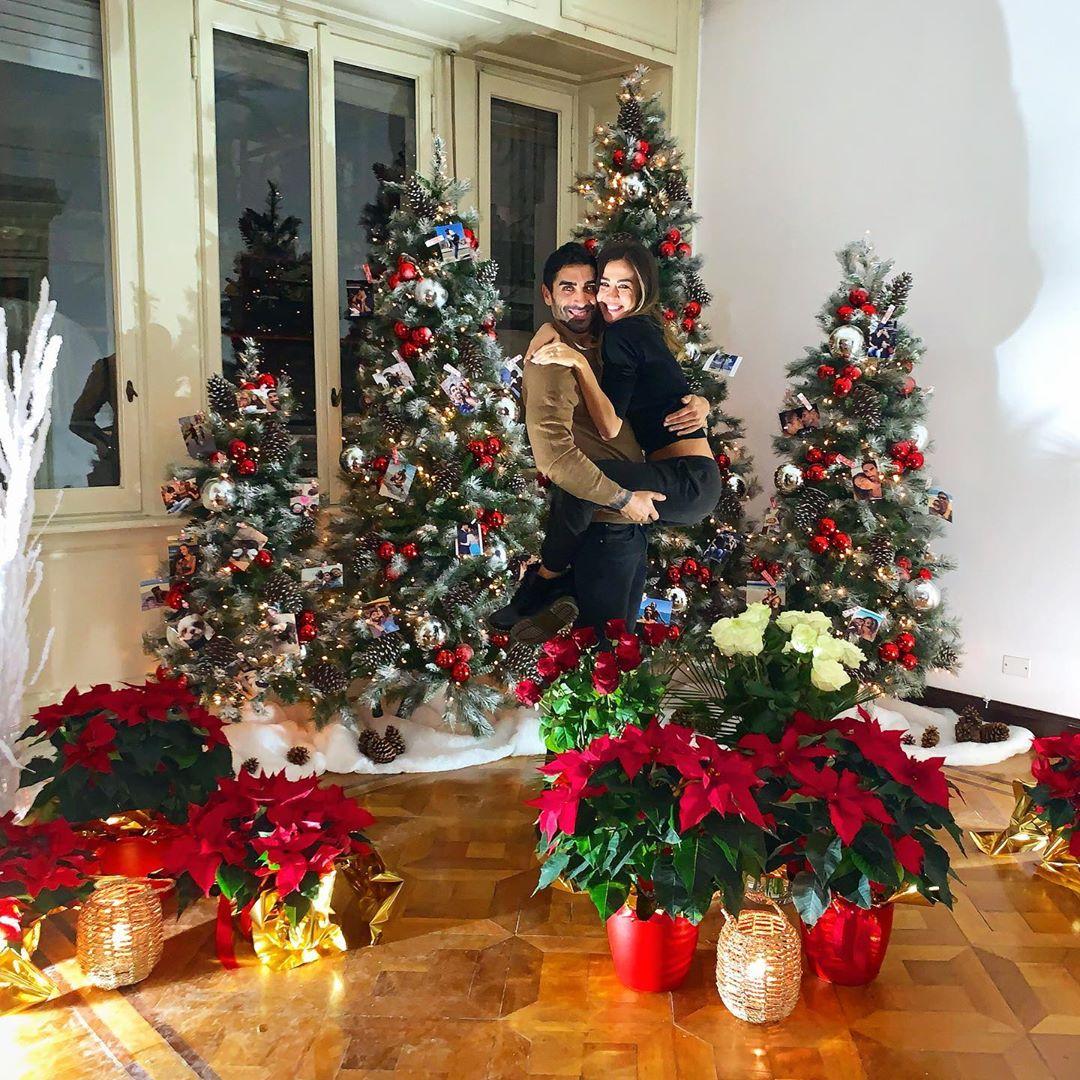 Giorgia Palmas, l'amore per Filippo Magnini e quel primo bacio in Piazza Duomo