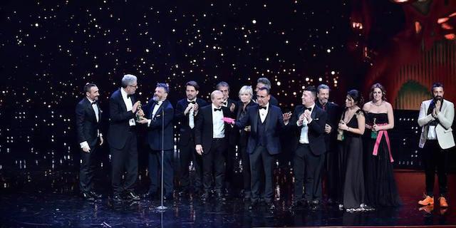 David di Donatello 2018: trionfa Ammore e Malavita, tutti i vincitori