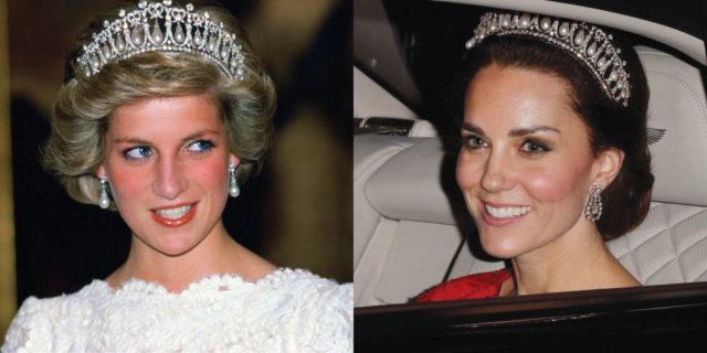 Meghan Markle e l'omaggio a Lady D: al matrimonio potrebbe indossare la tiara di Diana