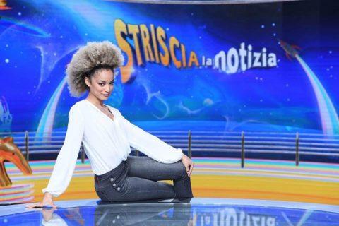 Ancora insulti e violenza contro Mikaela Neaze Silva, la velina afro-afghana di Striscia