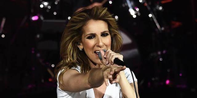 Celine Dion cancella le date per problemi di salute