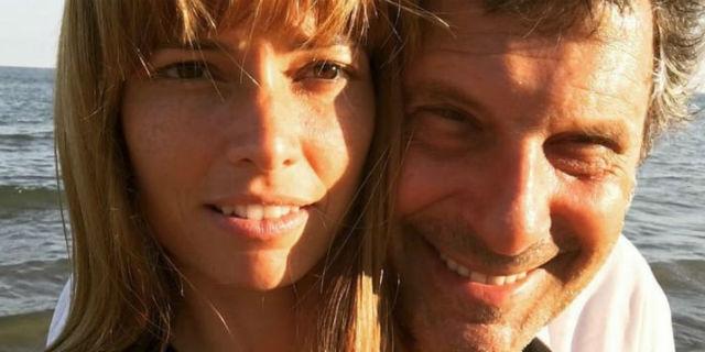 Quell'amore più forte dello scandalo tra Fabrizio Frizzi e Carlotta Mantovani