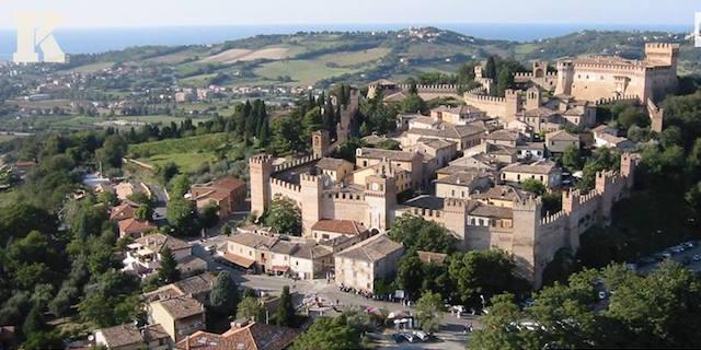 Gradara vince il Borgo dei Borghi 2018