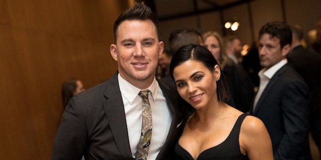 Il divo di Magic Mike Channing Tatum si separa dalla la moglie Jenna Dewan