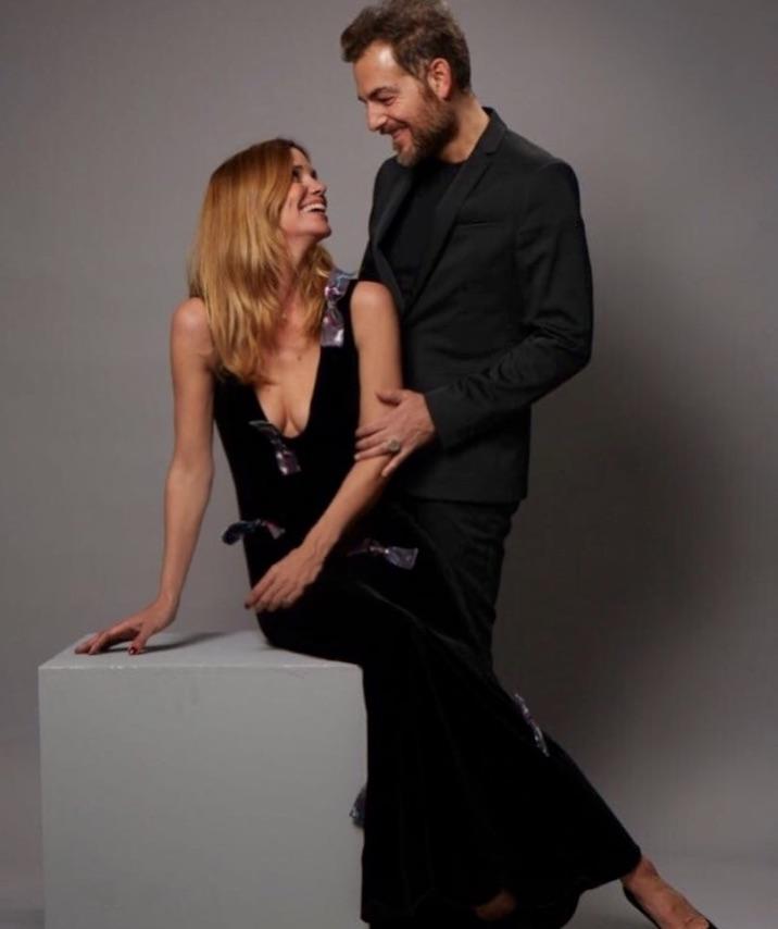 Daniele Bossari e Filippa Lagerback si sposano: ecco i particolari delle nozze