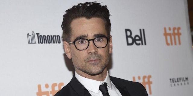 Colin Farrell entra in rehab per evitare tentazioni