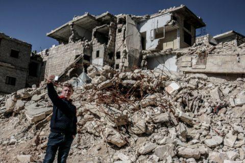 Io, a 15 anni, vi racconto la guerra chimica in Siria