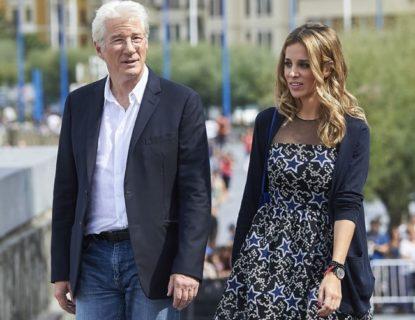 Richard Gere si sposa per la terza volta, lei è Alejandra Silva