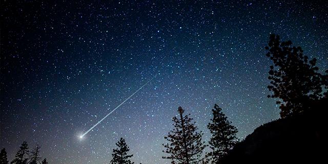 Quando e come è possibile vedere le liridi, le stelle cadenti di primavera