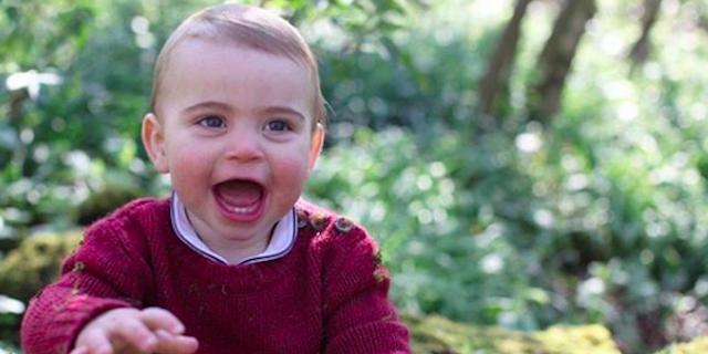 Il primo anno del principe Louis in 20 splendide foto