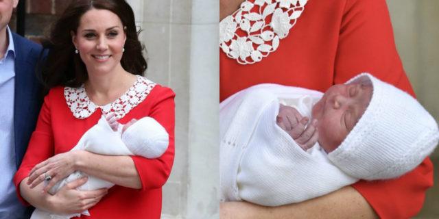 Il terzo Royal Baby si chiama Louis Arthur Charles