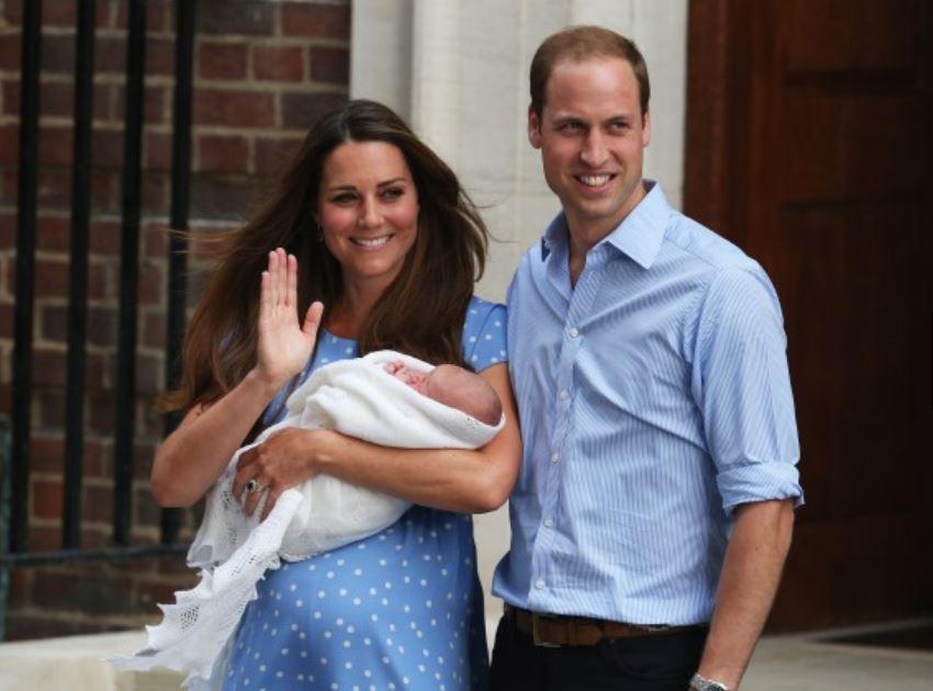 Kate Middleton in rosso come Diana: gli outfit dopo i tre parti