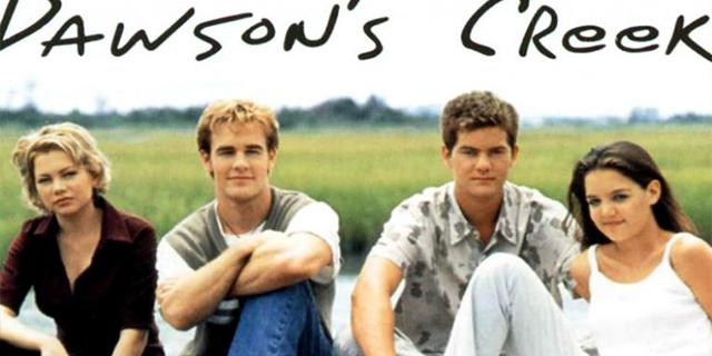 Dawson's Creek festeggia vent'anni: su Sky al via la maratona