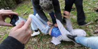 violenza di gruppo