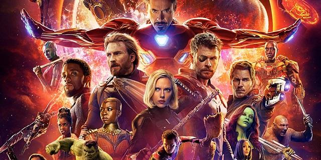 Incassi record per Avengers: Infinity War, 630 milioni di dollari nel primo weekend