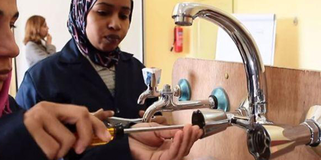 donne idraulico