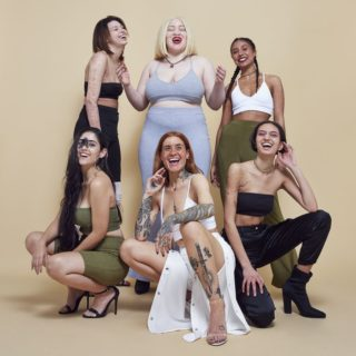 Missguided lancia la campagna body positive #InYourOwnSkin
