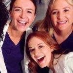 Grey's Anatomy: gli insulti a Kelly McCreary per l'addio di April e le parole di Sarah Drew