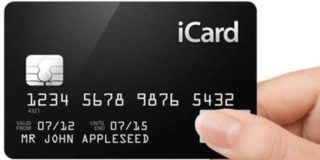Presto potrebbe arriva la i-card, la carta di credito firmata Apple